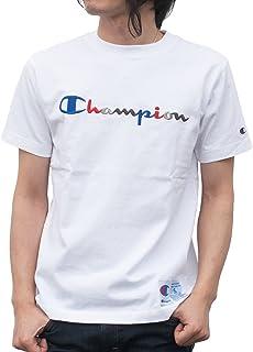 (チャンピオン) Champion ロゴ 刺繍 半袖 Tシャツ C3-H371 メンズ ユニセックス