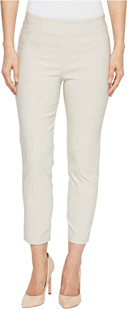 "Stretch Bengaline 25"" Pull-On Capris"