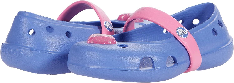 Crocs girls Keeley Embellished Flat (Toddler/Little Kid)