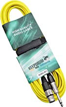 Connettore Jack AUX Stereo da 6.35mm a Presa XLR Goobay 27514 Adattatore XLR