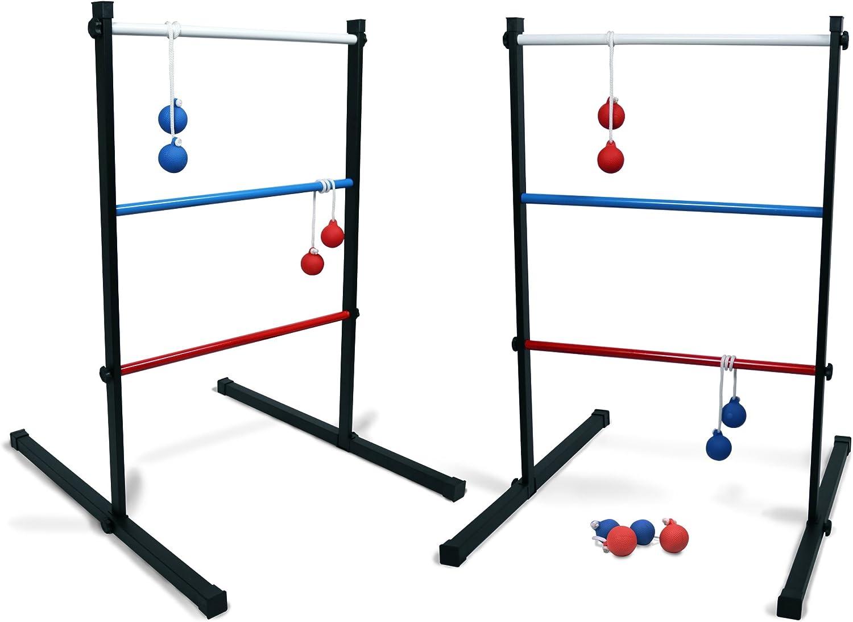 Backyard Champs LBMET1 Metal Ladderball Game