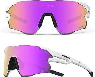 عینک آفتابی ورزشی مردانه ، عینک آفتابی پلاریزه زنانه ، عینک آفتابی ورزشی مخصوص دوچرخه سواری Hiking Fishing Golf Running TR71