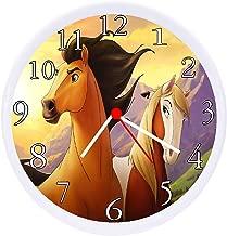 Quartz Spirit The Horse Stallion of The Cimarron Movie Wall Clock