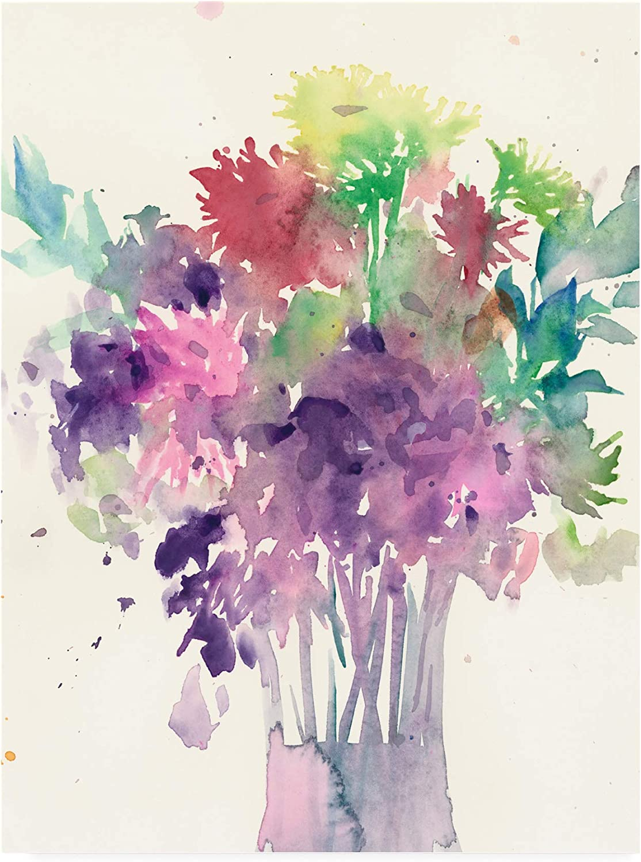 Trademark Fine Art color Combinations I by Samuel Dixon, 14x19