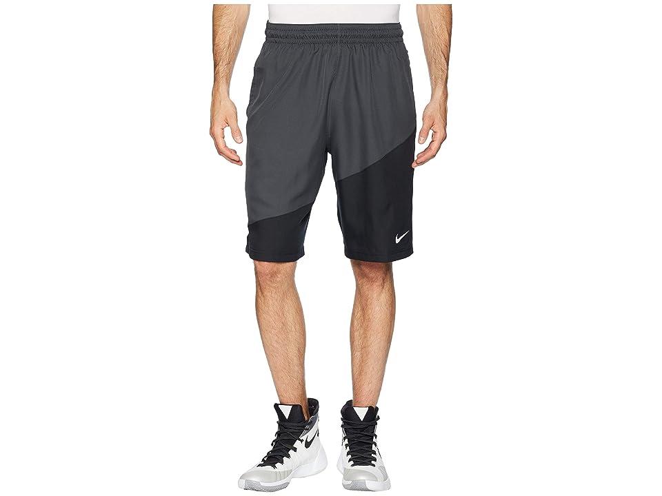 Nike Dry Basketball Short (Anthracite/Black/White) Men
