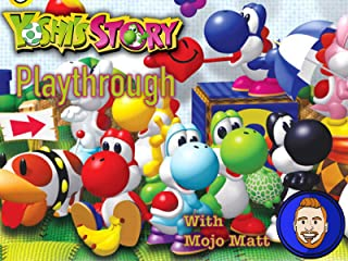 Yoshi's Story Playthrough With Mojo Matt