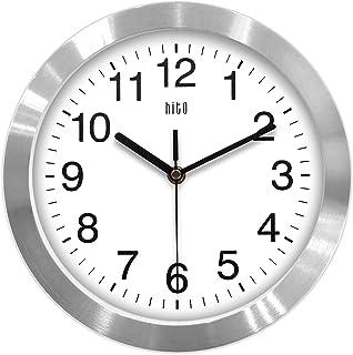 Silent Wall Clocks | Amazon.com