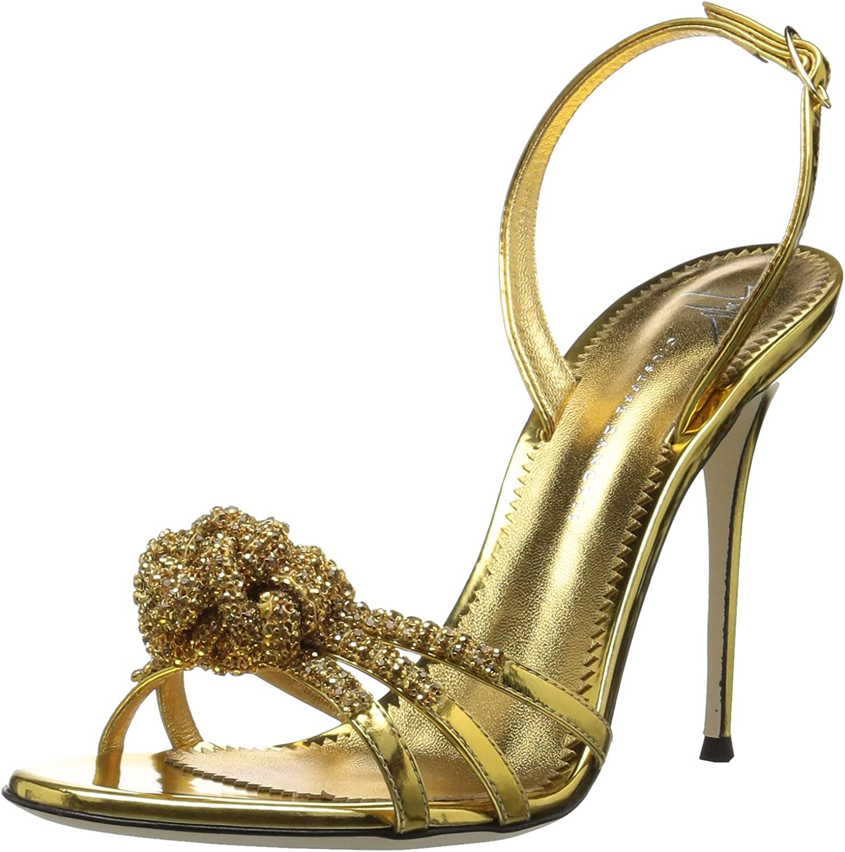 GIUSEPPE ZANOTTI Women's E800052 Heeled Sandal