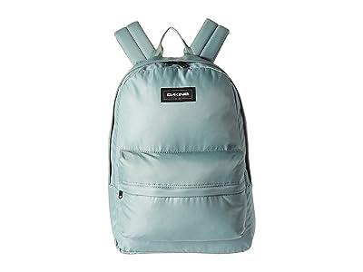 Dakine 365 Canvas Backpack 21L (Coastal Green) Backpack Bags