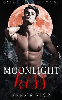 Moonlight Kiss (Vampires of Silver Creek #1): M/M Paranormal Romance Novella