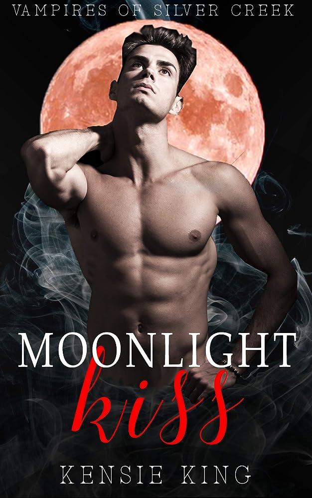 結晶壊す中庭Moonlight Kiss (Vampires of Silver Creek #1): M/M Paranormal Romance Novella (English Edition)