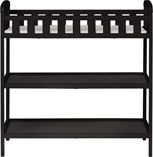 Dream On Me Emily Changing Table, Black