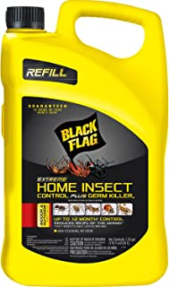 Black Flag HG-11103 Extreme Home Insect Control Plus Germ Killer AccuShot Refill, 1.33-Gal, Pack of 1