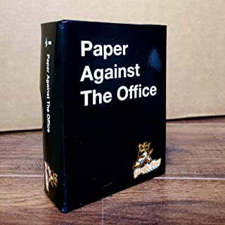 Paper Against The Office Card Game