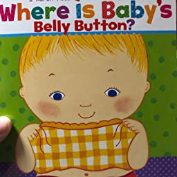 Amazon Co Jp カスタマーレビュー Where Is Baby S Belly Button