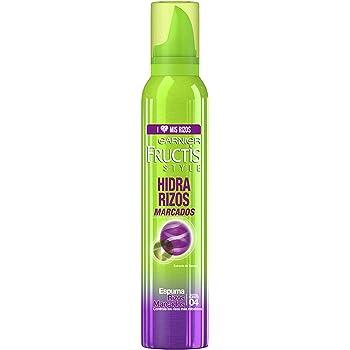 Garnier Fructis Style Espuma Hidra Rizos Marcados - 200 ml: Amazon.es: Belleza