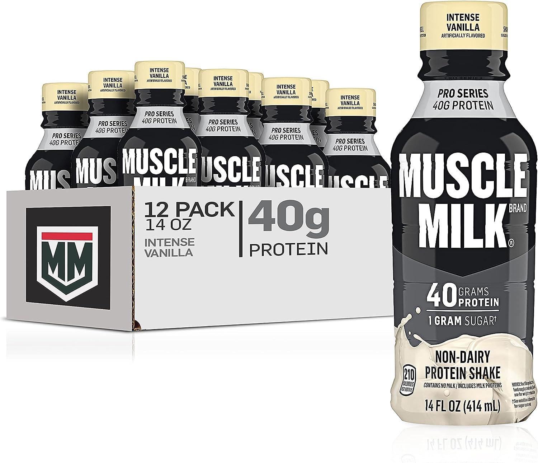 Muscle Milk Pro Series Brand Cheap Max 72% OFF Sale Venue Protein Vanilla Intense 32g Shake Prote