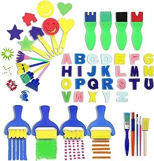 Best paint brush alphabet Reviews