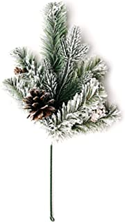 forest frosted pine