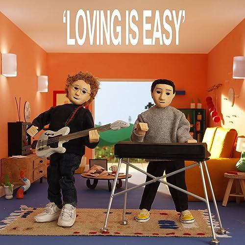 Loving Is Easy [Explicit] de Rex Orange County feat. Benny