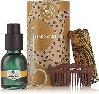 The Body Shop Beard Care Kit Gift Set
