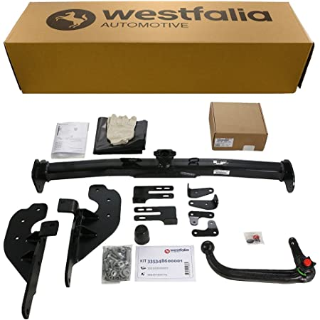 Westfalia Abnehmbare Anhängerkupplung Für 207 207 Cc Cabrio Bj Ab 04 2006 Im Set Mit 13 Poligem Fahrzeugspezifischen Westfalia Elektrosatz Auto