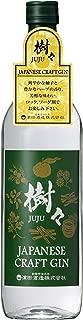 濱田酒造 ジャパニーズクラフトジン 樹々(JUJU) 38度 [ ジン 700ml ]