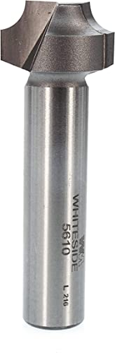 discount Whiteside Router Bits 5610 popular Bead discount Stile Profile Bit with 7/8-Inch Large Diameter and 1/2-Inch Shank online