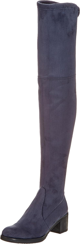 Buffalo Damen 2865 Micro Strech Stiefel