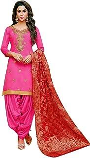 Best pink patiala suit image Reviews