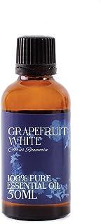 Mystic Moments   Grapefruit White Essential Oil - 50ml - 100% Pure