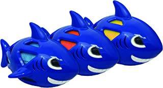 لعبة سمكة القرش متعددة المدرع للكلاب من مالتي بت