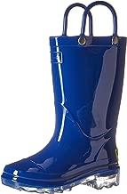 Western Chief Kids Waterproof PVC Light-Up Rain Boot