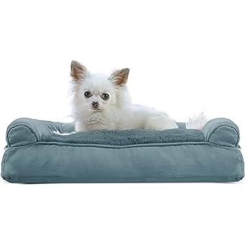Perro cama grande y extra grandes-Pet Lavable Con Cremallera Colchón Cojín de Lujo