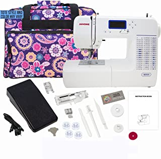 Best computerized sewing machine janome Reviews