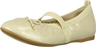 حذاء باليه مسطح للأطفال من الجنسين من نينا