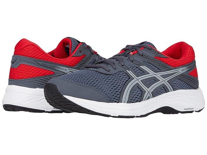 ASICS  GEL-Contend 6 (Carrier Grey/Sheet Rock) Mens Running Shoes
