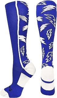 thunder softball socks