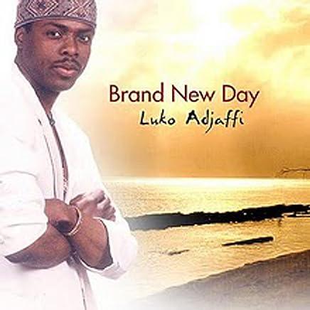 Luko Adjaffi - Brand New Day.  71sXUA1Oz5L._AC_UL436_