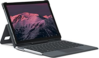 """VASTKING KingPad K10 Pro 10.1"""" オクタコアタブレット, 4GB RAM, 64GB ストレージ, Android 10, 1920*1200 フル HD タブレット、3点セット キーボードとスタイラスペン付属, 6..."""