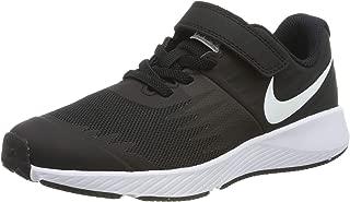 Nike Australia Boys Star Runner (PS) Fashion Shoes, Black/White-Volt