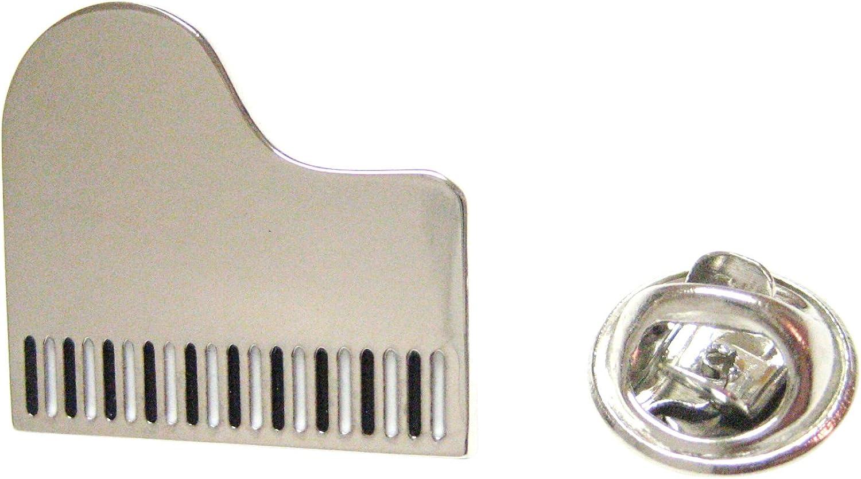 Kiola Designs Piano Musical Pendant Lapel Pin