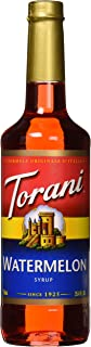 Torani Watermelon Syrup, 750 mL