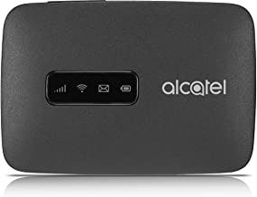$62 Get Router Hotspot Alcatel 4G LTE GLOBAL Link Zone Factory Unlocked GSM Up to 15 Wifi Users USA Latin Caribbean Europe MW41NF MW41NF-2AOFUS1