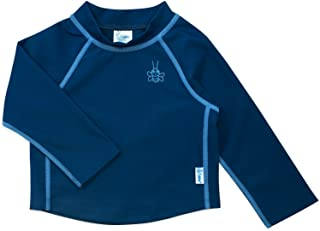 i play. by green sprouts Girls' Long Sleeve Rashguard