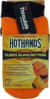 HotHands Heated Fleece Glove / Mittens