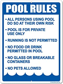 Best pool safety signs california Reviews