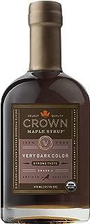 organic maple syrup grade c