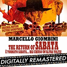 The Return of Sabata - Single