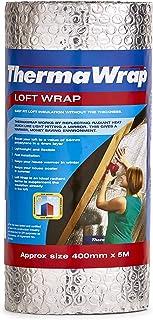 ThermaWrap - Accesorio para el aislamiento del hogar,